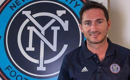 """CHÍNH THỨC: Lampard gia nhập New York City để """"dưỡng già"""""""