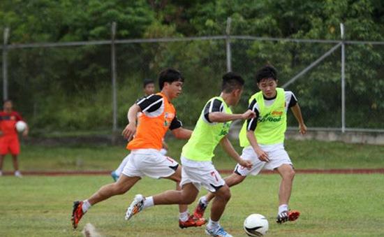U19 Việt Nam quyết đánh bại U21 Singapore trận ra quân