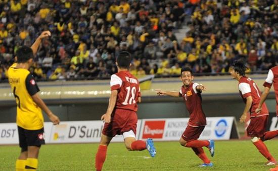 """U19 Việt Nam 2-2 U21 Brunei: """"Cầm vàng lại để vàng rơi"""""""