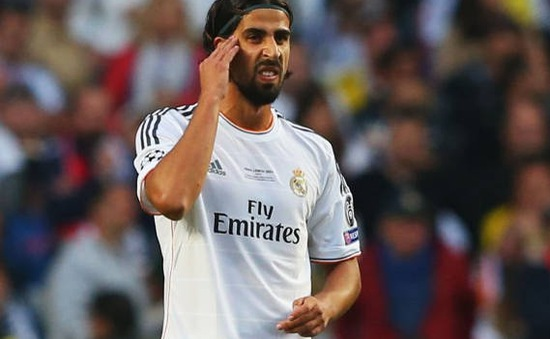 Chuyển nhượng 16/8: Real muốn cho không Khedira, M.U nhắm người thay thế Vidal