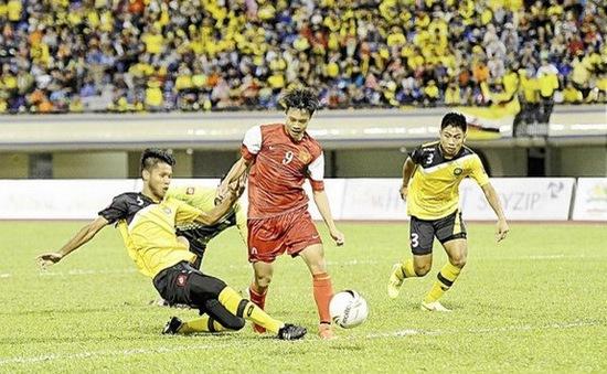 U19 Việt Nam gặp khó ở lượt trận cuối vòng bảng