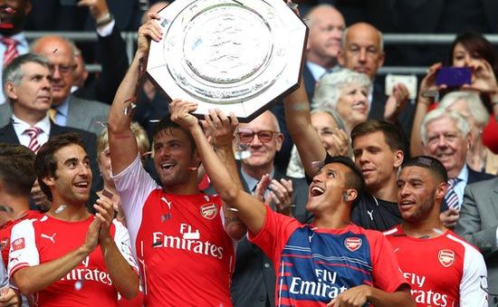 Arsenal - Crystal Palace: Hiệu ứng Siêu cúp nước Anh