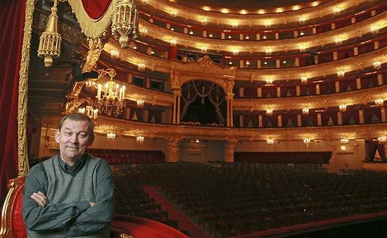 Bệnh ngôi sao hoành hành ở Nhà hát Lớn, Nga