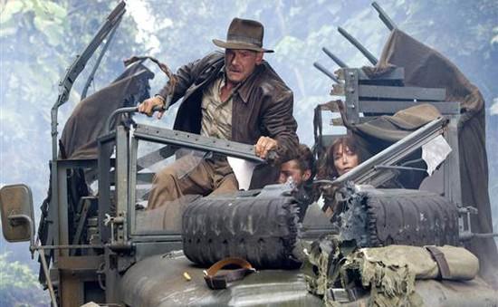 Disney giành được bản quyền phim Indiana Jones