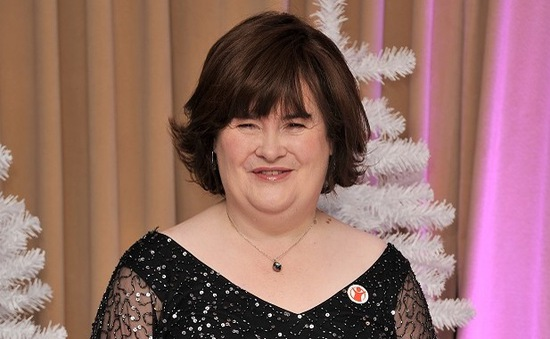 Susan Boyle thừa nhận bị hội chứng rối loạn tự kỉ