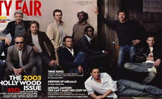 Brad Pitt – Hai thập kỷ đáng nhớ qua bìa tạp chí