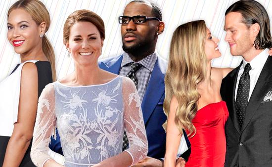 Những nhân vật ăn mặc đẹp nhất năm 2013