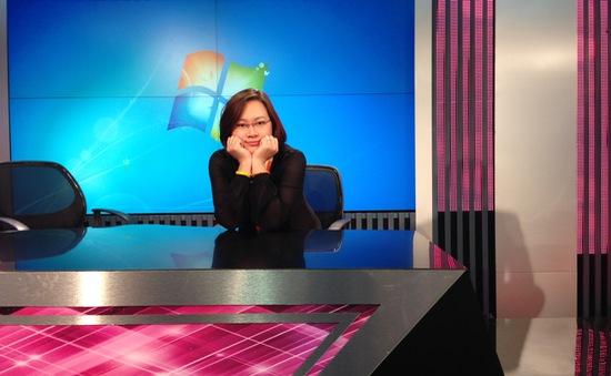 BTV Tiểu Huyền: Áp lực sợ xấu vì những đêm trắng