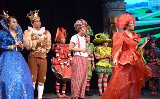 Hoàng tử gấu và hạt đậu thần phiên bản Nhà hát Tuổi trẻ