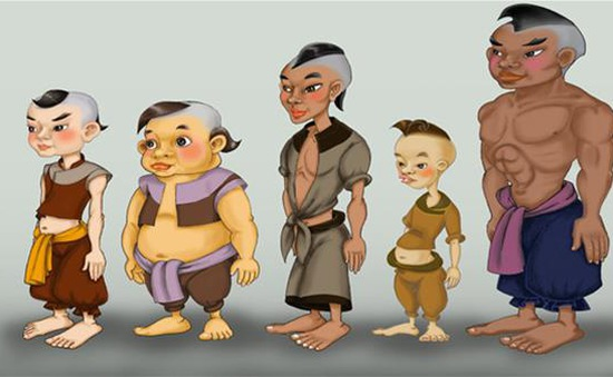Cậu bé cờ lau hứa hẹn bước chuyển mới của phim hoạt hình Việt