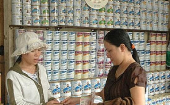 Thị trường sữa: Bao giờ minh bạch?
