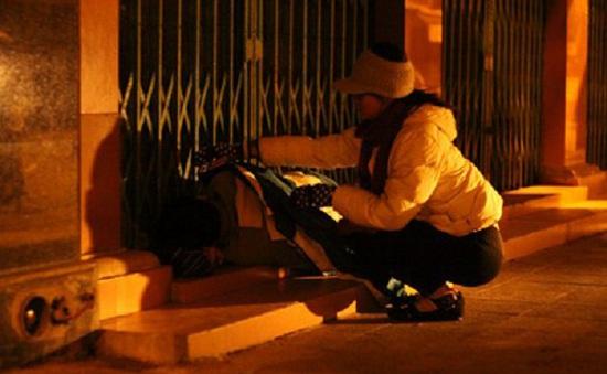 Mùa đông ấm áp với người vô gia cư