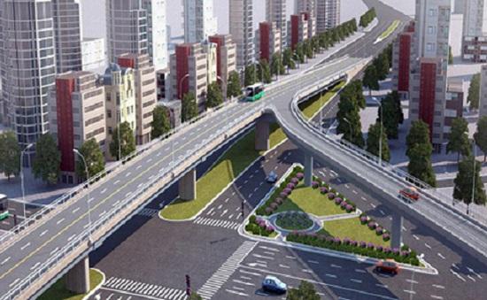 TP. HCM: Hơn 1.000 tỷ đồng xây dựng thêm 3 cầu vượt bằng thép