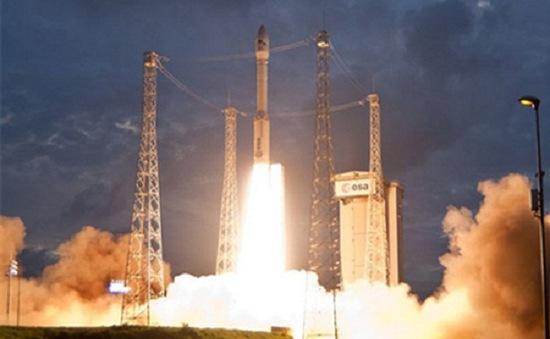 Phóng thành công vệ tinh viễn thám VNREDSat-1 lên quỹ đạo