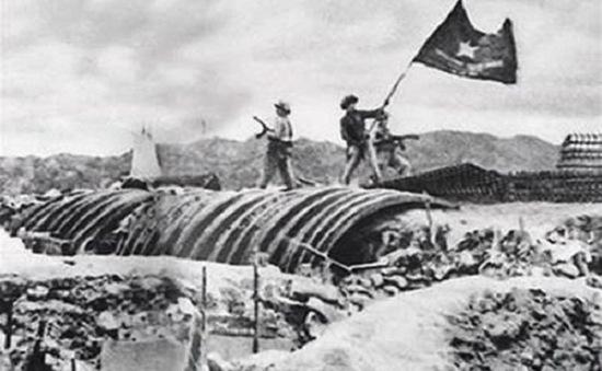 Kỷ niệm 59 năm ngày chiến thắng Điện Biên Phủ