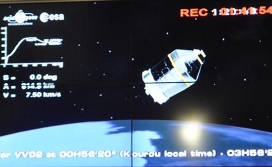 Việt Nam sớm phóng vệ tinh quan trắc thứ 2