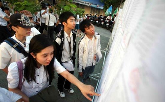 Tỷ lệ đỗ tốt nghiệp THPT ở Hà Nội chỉ đạt 97,12%