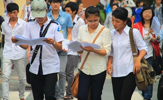 Trường ĐH đầu tiên công bố điểm thi năm 2013