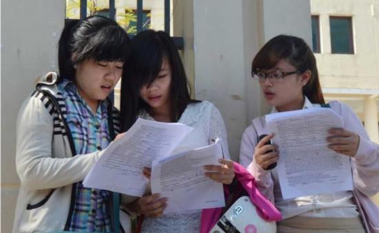 Đã có 172 trường công bố điểm thi ĐH, CĐ