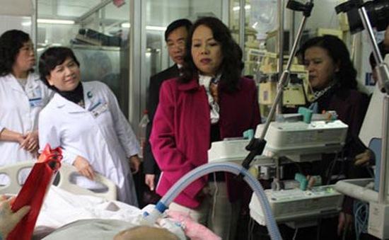 Bộ Y tế tăng cường kiểm tra tại các bệnh viện