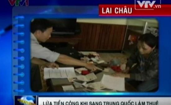 Cảnh báo thủ đoạn lừa sang Trung Quốc làm thuê