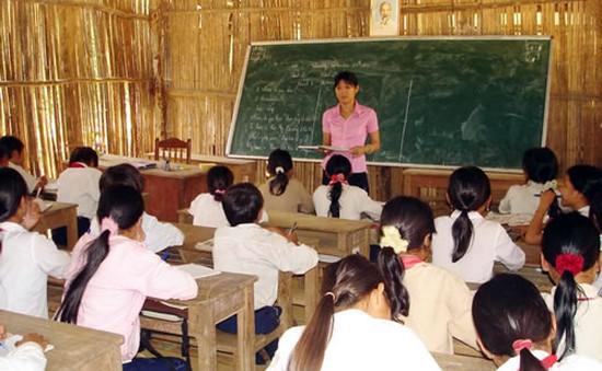 Gian nan giáo dục miền núi Quảng Nam