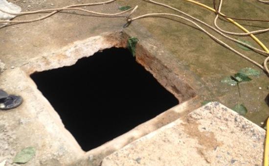 Mở hầm xử lý nước thải, 3 công nhân tử vong