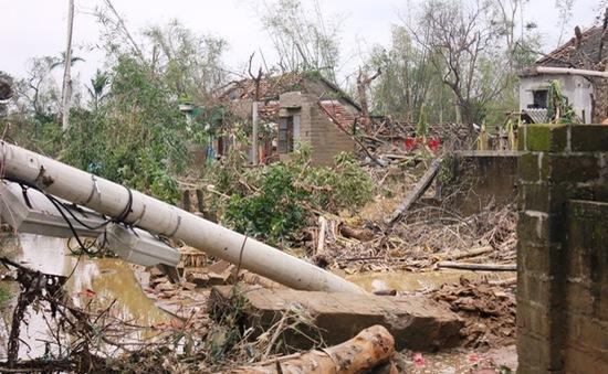 Việt kiều Thái Lan ủng hộ đồng bào lũ lụt Quảng Bình