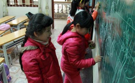 Hà Nội cho học sinh nghỉ học tránh bão