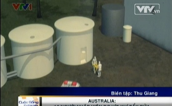 Australia: 10 người nhập viện do hít khí tẩy rửa độc hại