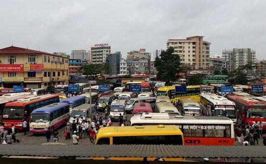 Sở GTVT Hà Nội tạm đình chỉ hoạt động của một số xe khách