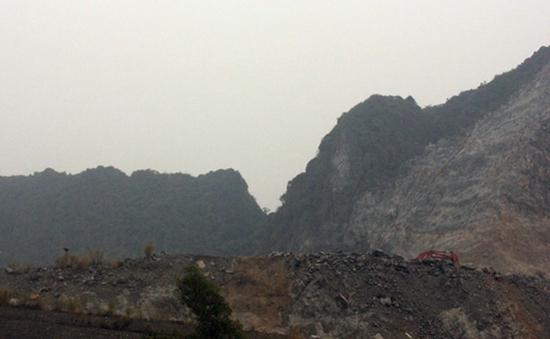 Hải Phòng: Sạt mỏ đá Trại Sơn, 2 công nhân tử vong