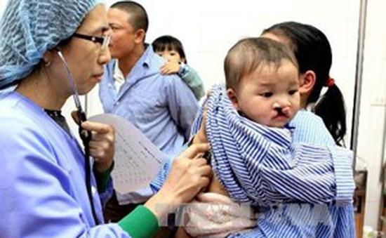 Gần 20.000 trẻ em Việt Nam được phẫu thuật nụ cười