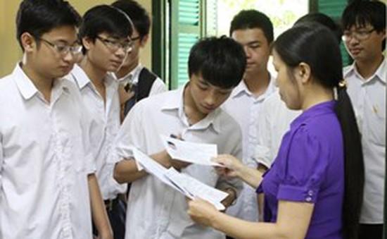 Thi tốt nghiệp THPT 4 môn, ngoại ngữ là môn tự chọn
