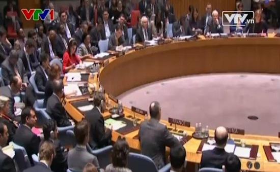 LHQ thông qua nghị quyết viện trợ nhân đạo tại Syria