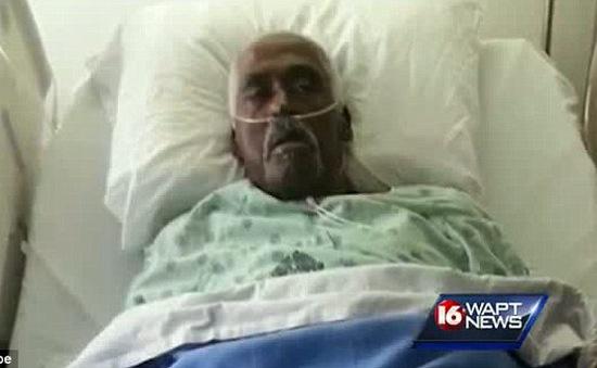 Mỹ: Cụ ông 78 tuổi bất ngờ sống lại trong ngày tang lễ
