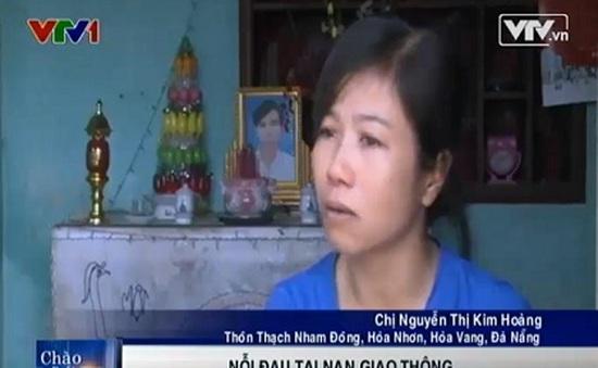 Chồng mất vì TNGT, vợ một mình nuôi 5 con nhỏ