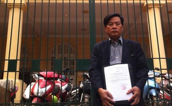 Hôm nay (4/4), TAND TP Hà Nội xin lỗi người bị kết án oan