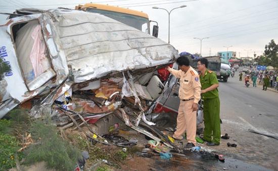 Vụ TNGT liên hoàn tại TP Đà Nẵng: Một người đã tử vong