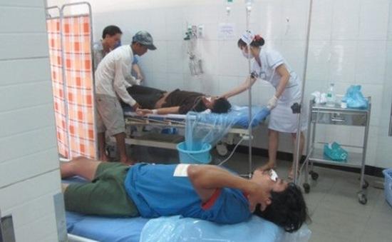 Ngộ độc cá nóc, ba người nhập viện
