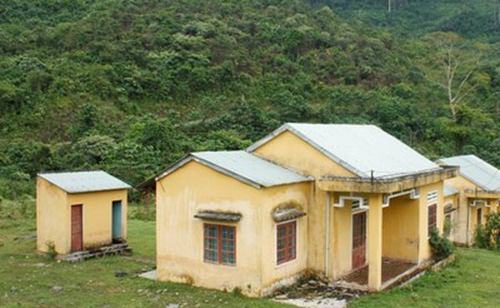 Quảng Nam: Người dân bỏ nhà tại các khu tái định cư gia tăng