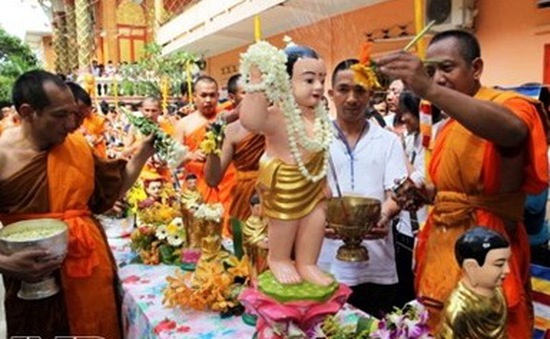 Hôm nay (14/4), bắt đầu dịp Tết Chol Chnam Thmay