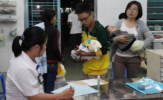 TP.HCM tổ chức tiêm bù vaccine sởi cho trẻ