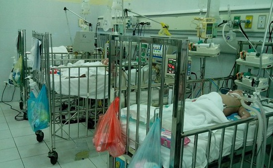 BV Nhi Trung ương xin hỗ trợ gần 100 tỷ đồng điều trị biến chứng sau sởi
