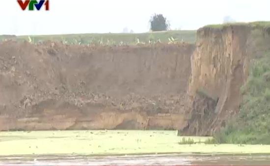 """Bán rẻ đất canh tác, người dân xót xa khi biết đang tiếp tay cho """"cát tặc"""""""