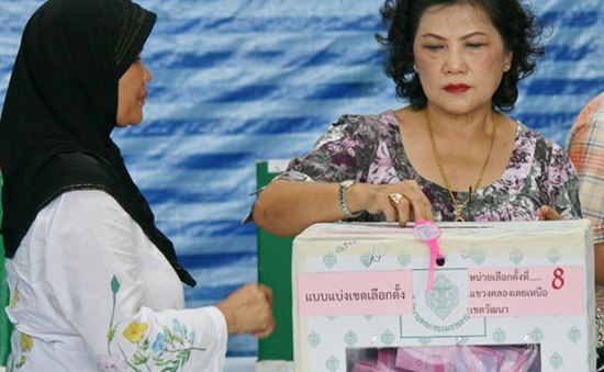 Thái Lan chưa ấn định được ngày bầu cử lại
