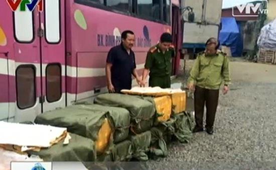 Hà Nội: Hơn một tấn nội tạng ngâm tẩm hóa chất bị bắt giữ