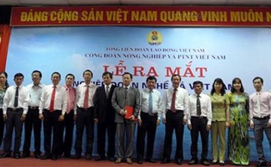 Ra mắt Nghiệp đoàn nghề cá Việt Nam