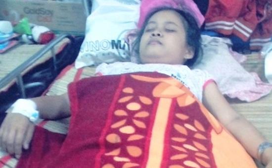 Thương bé lớp 4 nguy kịch vì bệnh ung thư máu