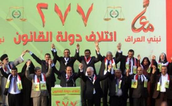 Iraq sẽ bầu cử Quốc hội hôm nay (30/4)